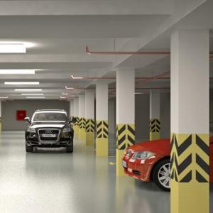 Автостоянки, паркинги Вербовского