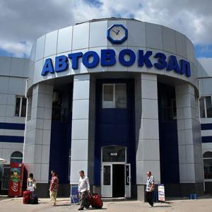Автовокзалы Вербовского