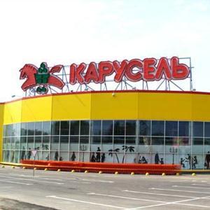 Гипермаркеты Вербовского