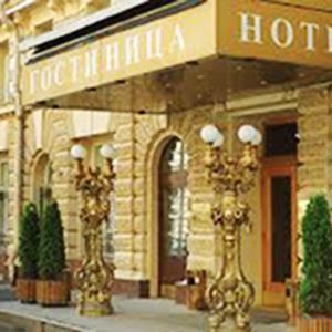 Гостиницы Вербовского