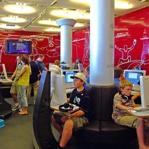 Интернет-кафе Вербовского