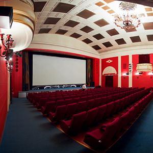Кинотеатры Вербовского