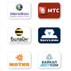 Операторы сотовой связи Вербовского