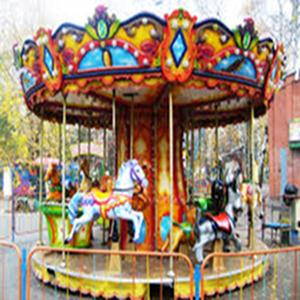 Парки культуры и отдыха Вербовского