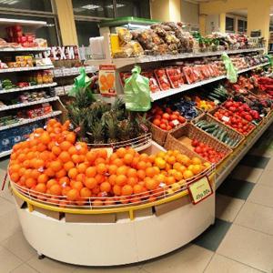 Супермаркеты Вербовского