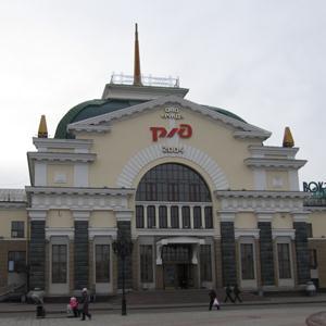 Железнодорожные вокзалы Вербовского